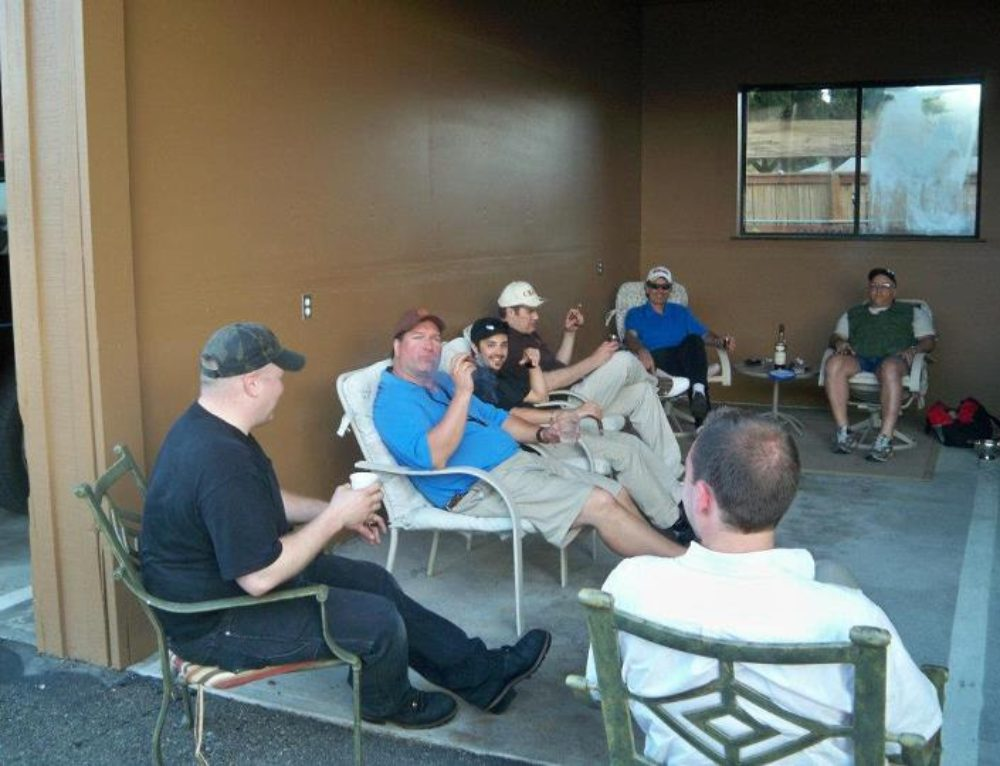Just Another Great Thursday at Cigar Daddies